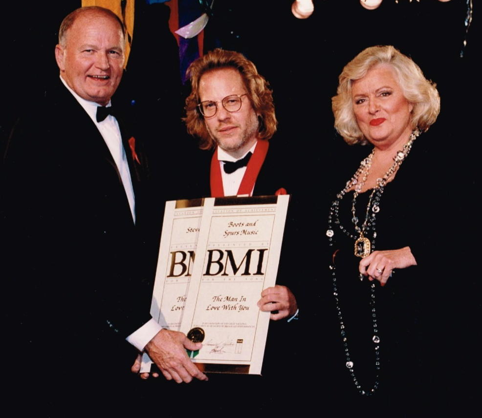 BMI Awards with Frances Preston and Roger Sovine