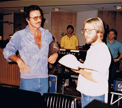 Steve & Burt Reynolds