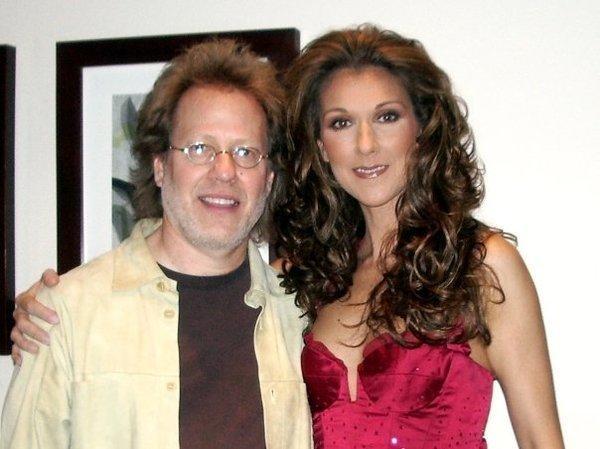 Steve & Celine Dion