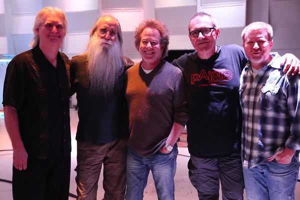 George Doering, Leland Sklar, Vinnie Calaiuta, Matt Rollings