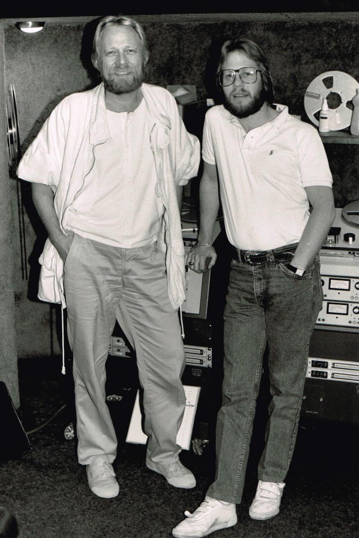 Steve & John Bettis (The early years)
