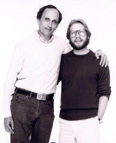 Steve & Milton Brown