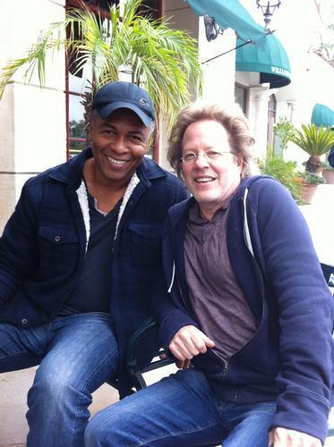 Steve & Ray Parker Jr.