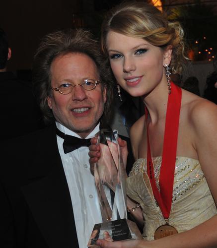 Steve & Taylor Swift