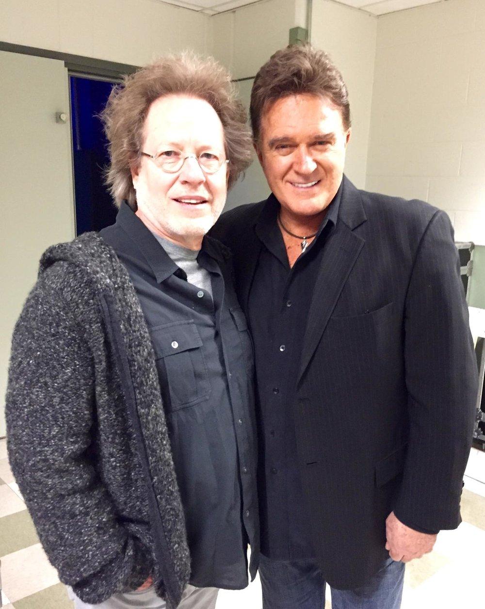 Steve & TG Sheppard