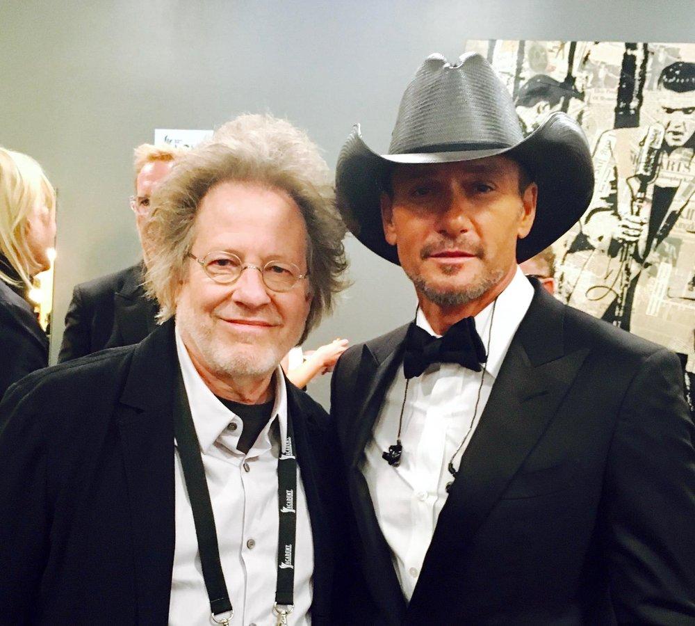 Steve & Tim McGraw