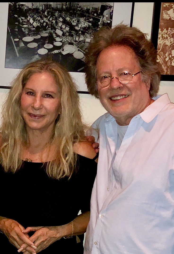 Barbra Streisand & Steve Dorff