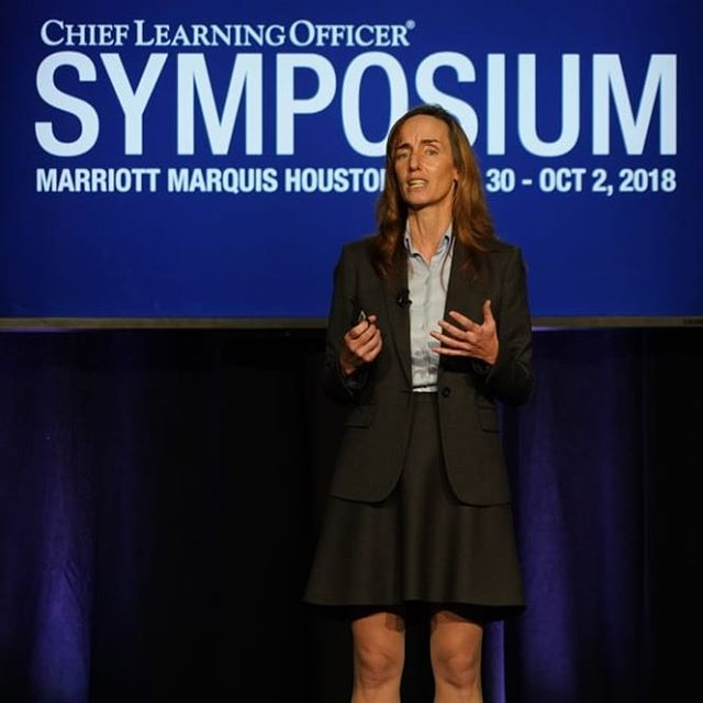 Author and keynote Jacqueline Carter says 73% of leaders feel unmindful most of the time and 67% describe their minds as cluttered #CLOsym