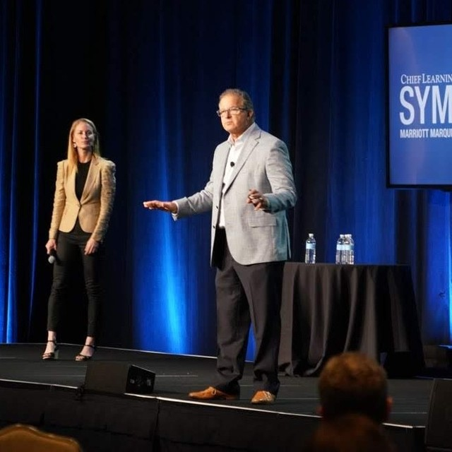 Bob Rosen and Emma-Kate Swann say to face the challenge of these unsettling times, we need a new approach to living and leading: grounded and conscious leadership. #CLOsym