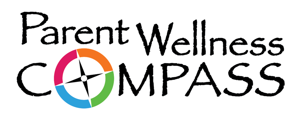 Parent Wellness Compass Logo