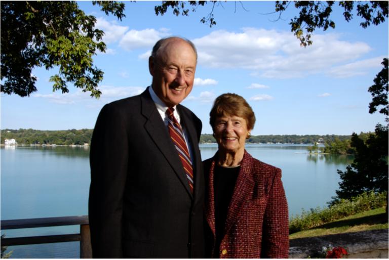 Ab & Nancy Nicholas