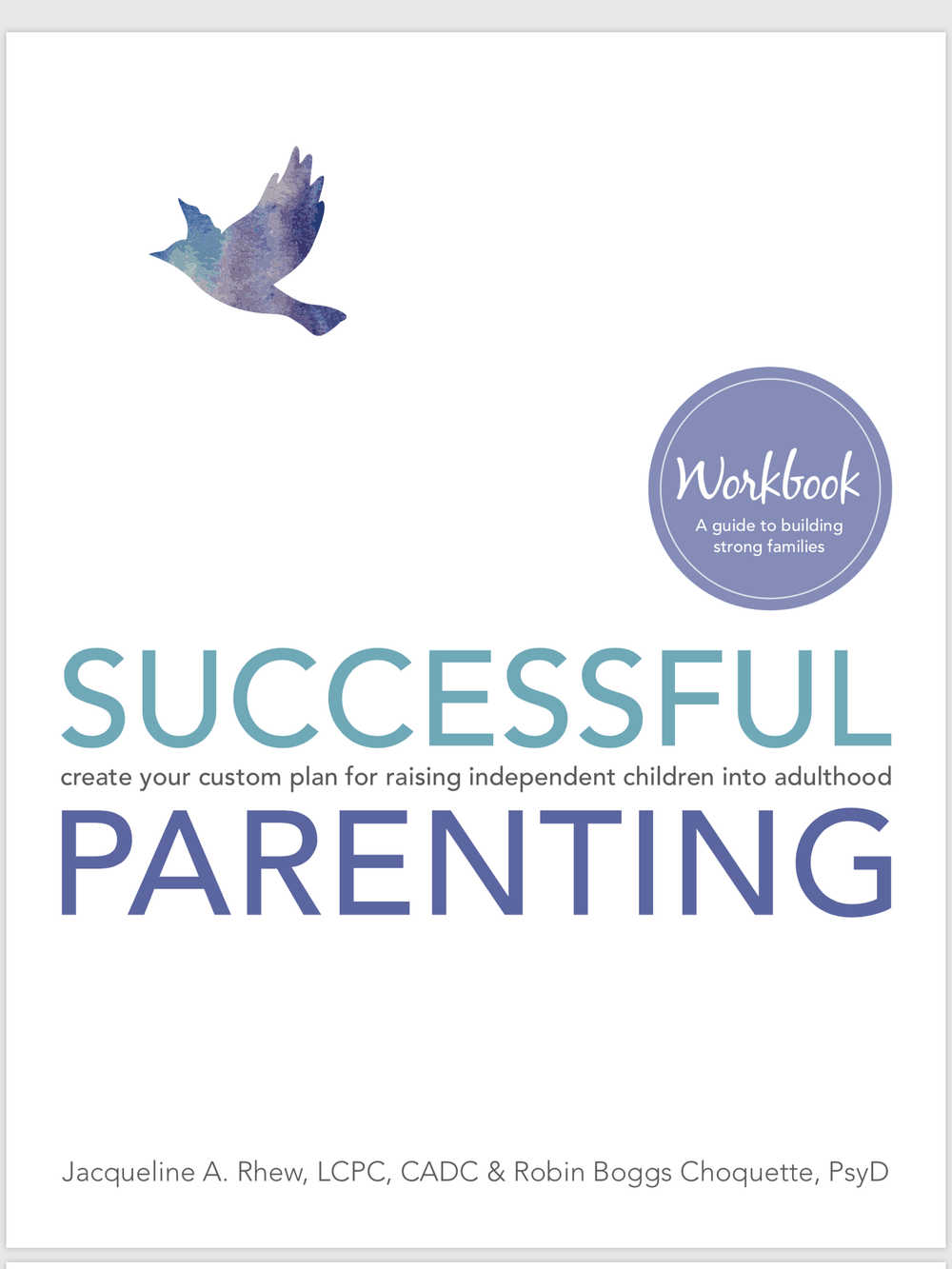 - First in a series of workbooks designed to train and encourage parents, educators and coaches on strategies that work with children and teens through focus on self-reflection, communication, values and skill building.
