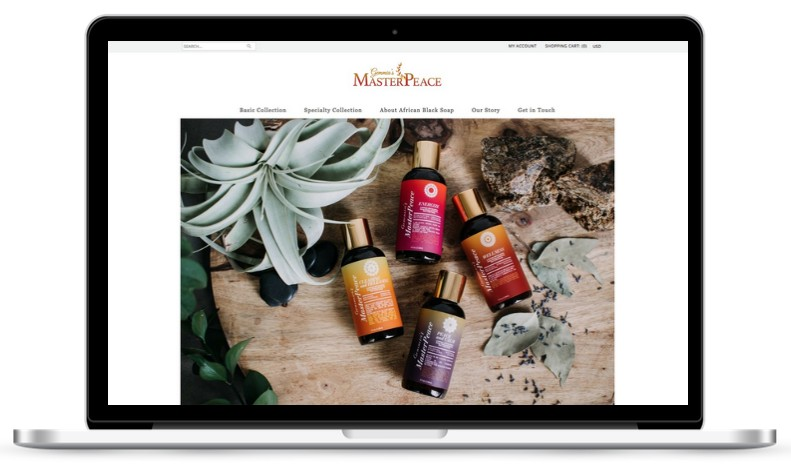 MasterPeace - Natural Body Care