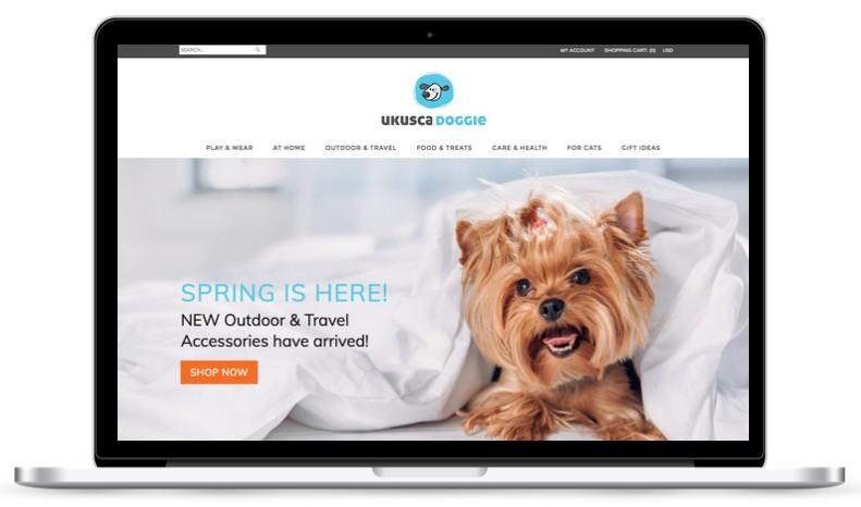Ukusca Doggie - Dog Accessories