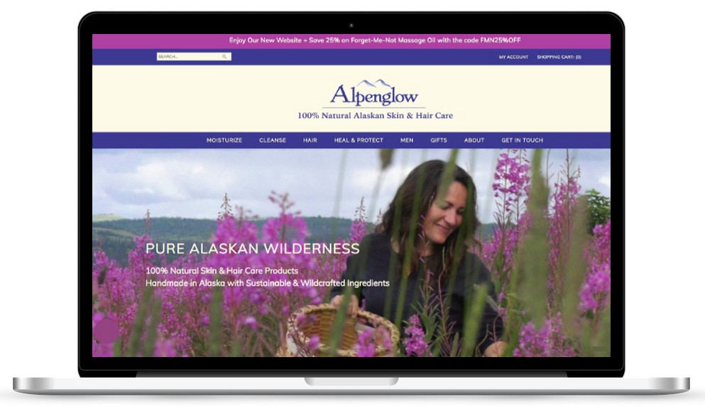 Alpenglow - Natural Skin & Hair Care