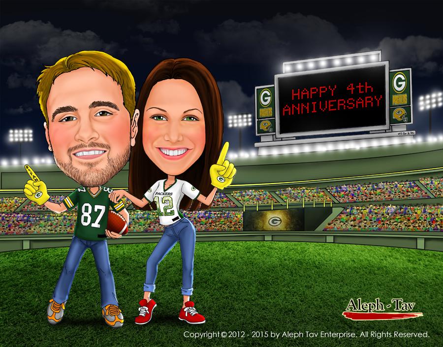 wedding-anniversary-gifts-caricature-sports-theme.jpg