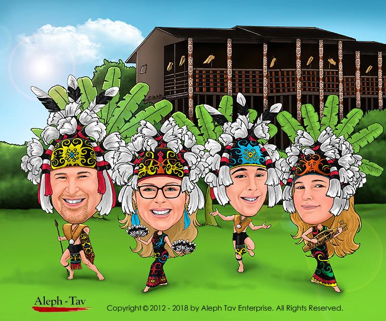 custom-theme-family-caricature.JPG