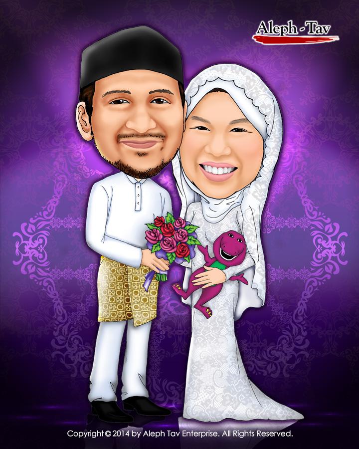 muslim-wedding-gifts-invitation-caricature-2.jpg