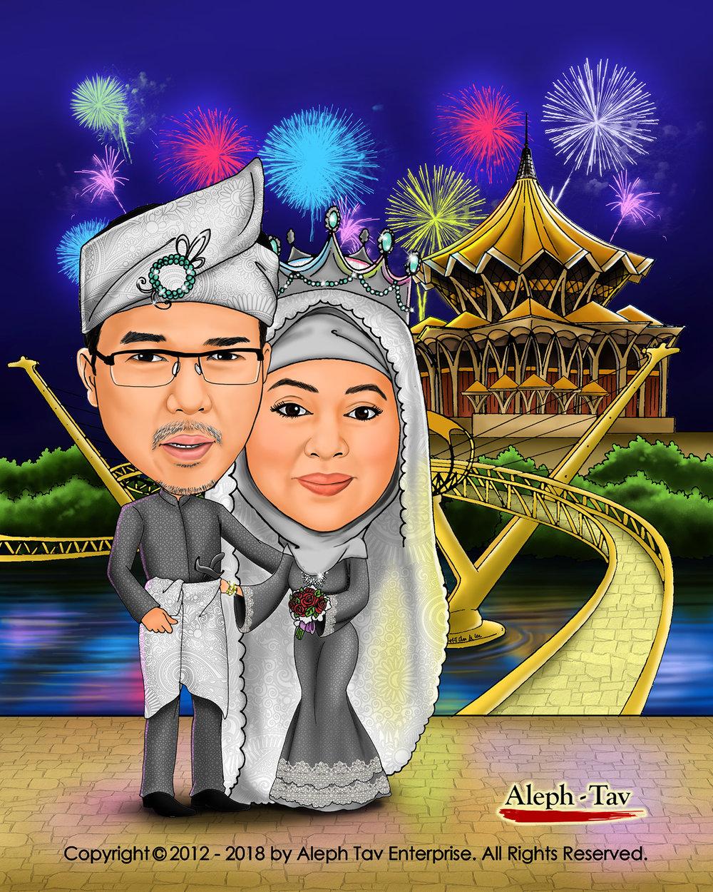muslim-wedding-gifts-invitation-caricature.jpg