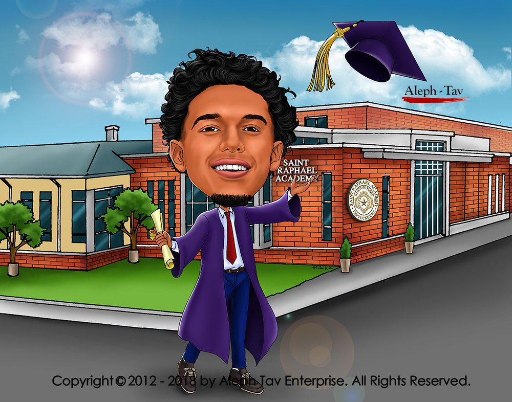 graduation-caricature-personalize-gift-saint-raphael-academy.jpg