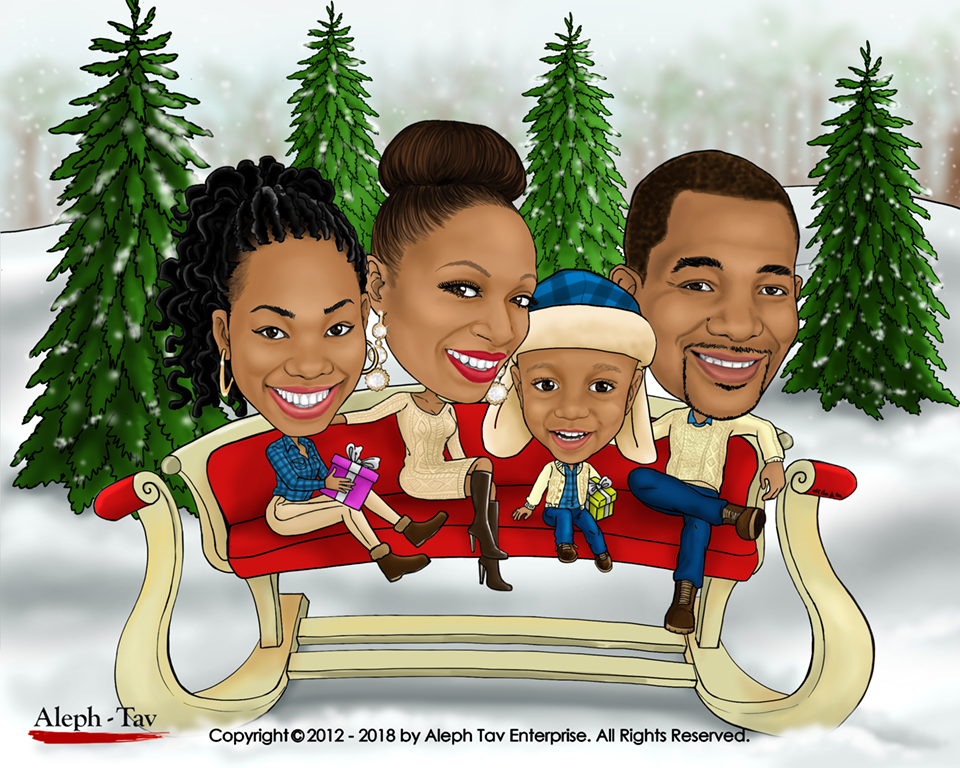 christmas-gifts-family-caricature.jpg