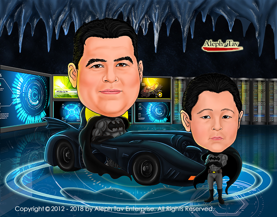fathers-day-gifts-superhero-caricature.jpg