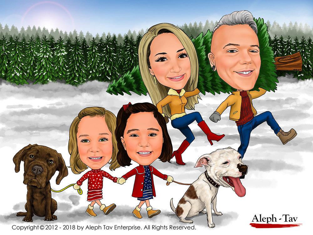 custom-christmas-family-caricature-portrait.jpg