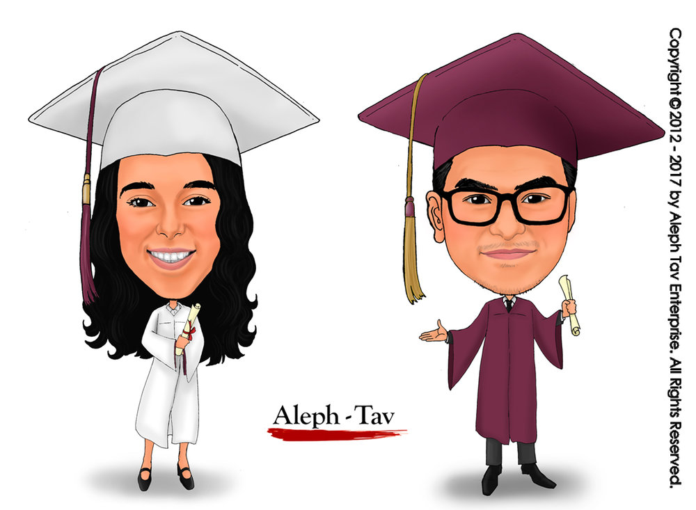 graduatio-gift-to-kids-caricature.jpg