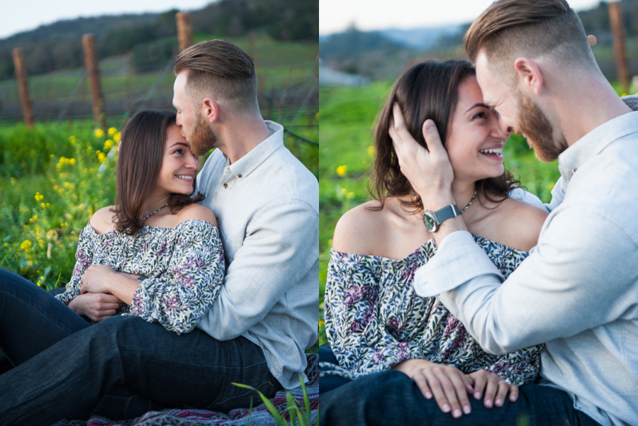 Sonoma Wine Country Engagement Photography Kara Gwyn Photography.jpg