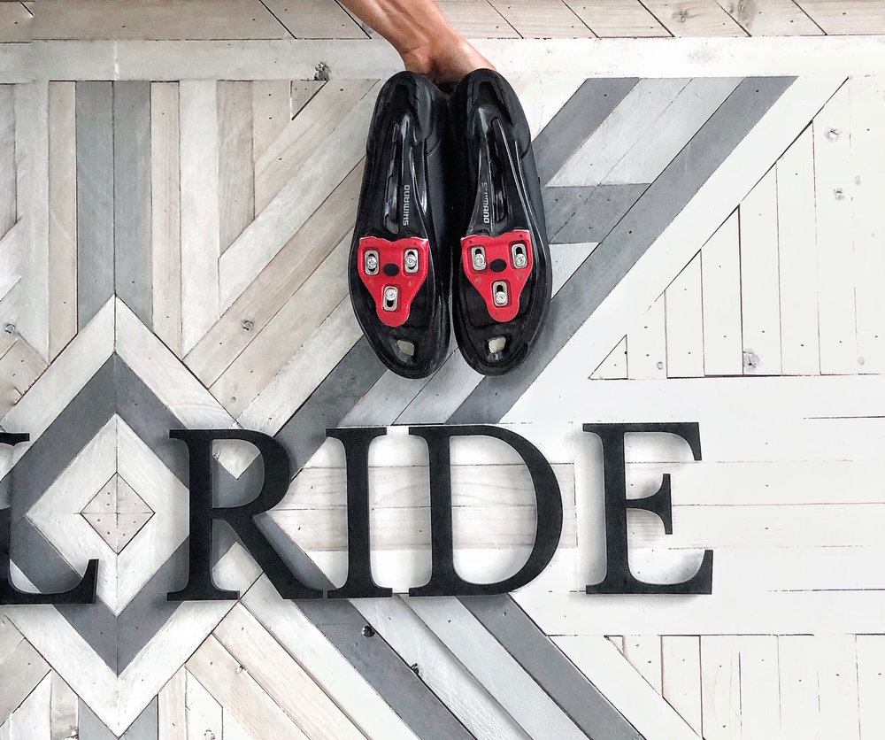 Full Ride Cycling Spin Shoes Nashville Tennessee.JPG