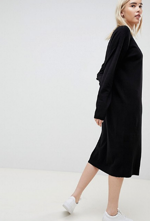ASOS DESIGN sweater dress in fine knit.png