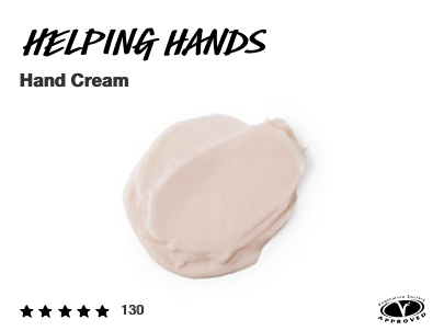 Lush has been very vocal about their stand in animal testing and animal cruelty, therefore what better gift then any product of lush, the lush hand cream will help make your hands softer and will keep them well moisturized.