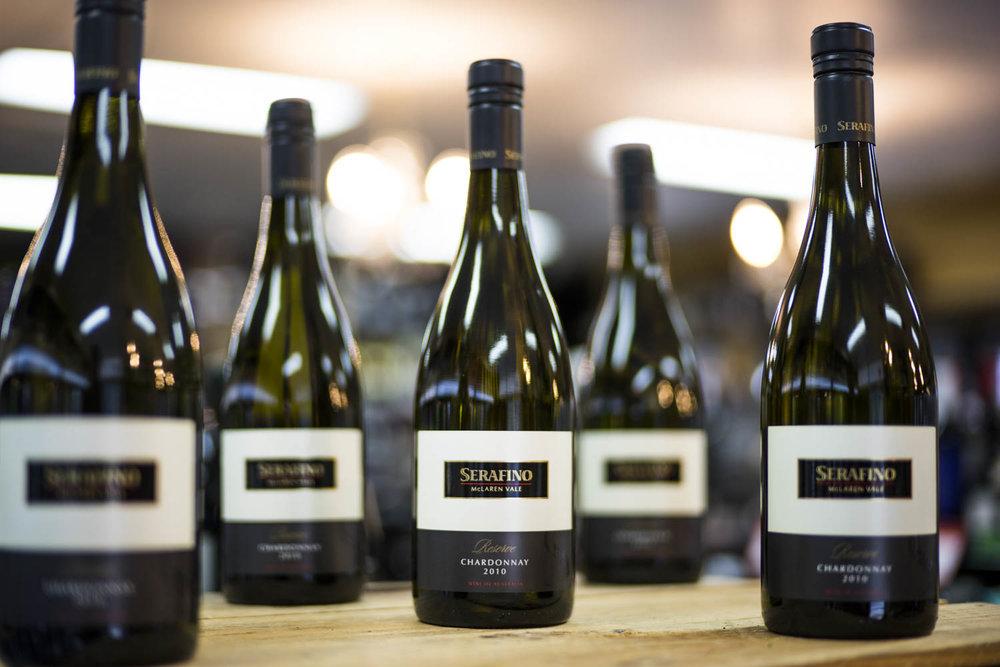 Serafino Reserve Chardonnay 2010 750mL