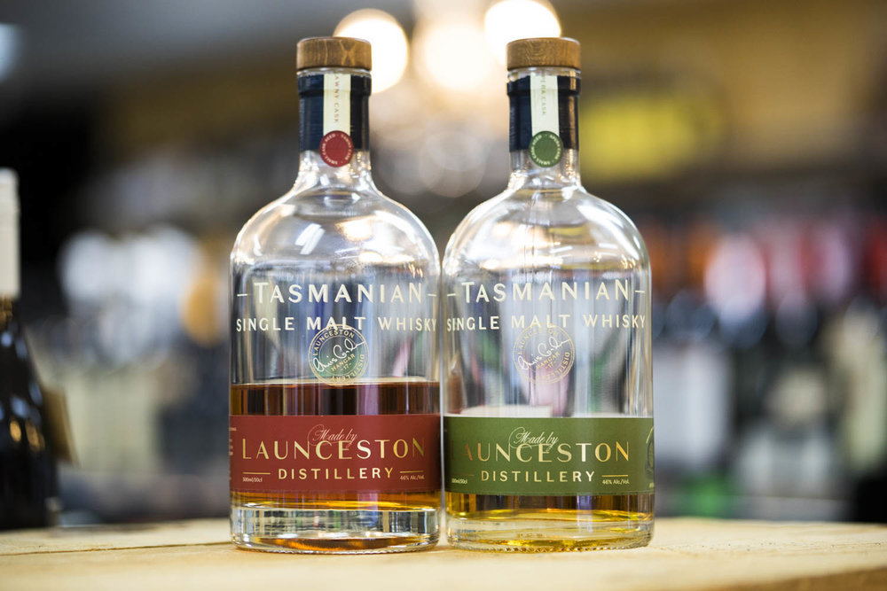 Launceston Distillery Whisky First Release