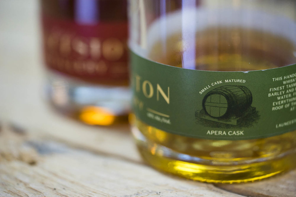 Launceston Distillery Whisky First Release Apera Cask