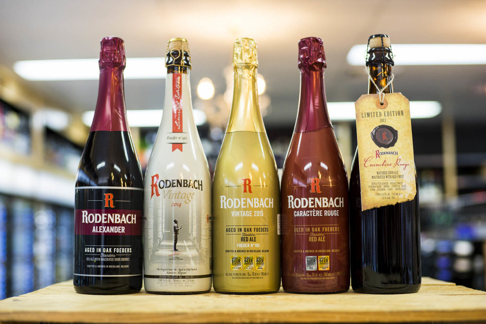 Rodenbach Beers