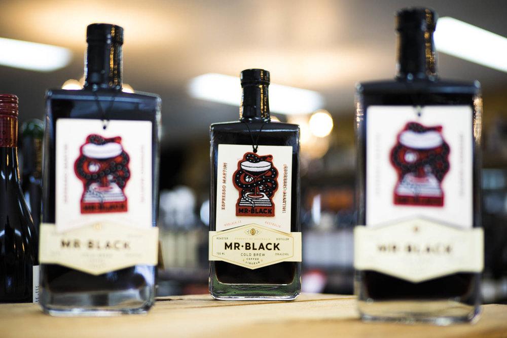 Mr Black Coffee Liqueur 700mL