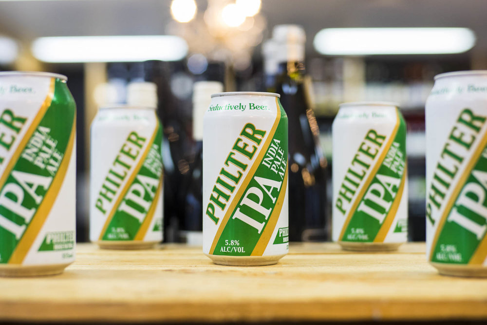 Philter Brewing IPA 375mL