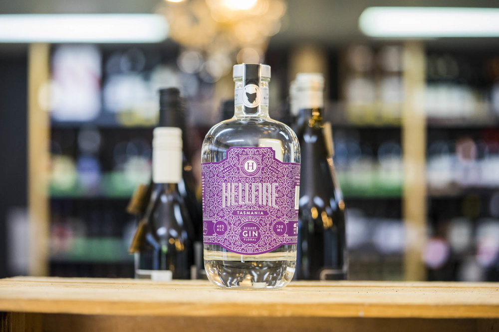 Hellfire Bluff Distillery's 'Summer Gin' Available In-store