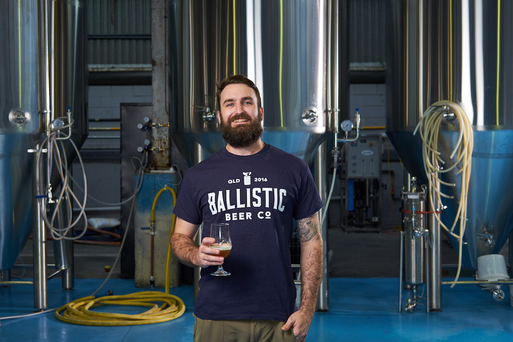 Jake Harrison, Senior Quality Brewer at Ballistic Beer Co will be our special guest for the evening.