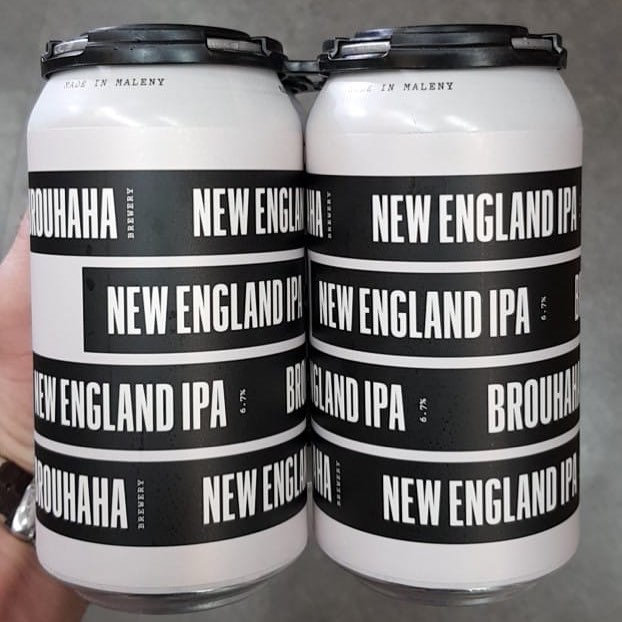 FRESH BREWS | Canned only just last week. Be sure to get your hands on FRESH @brouhahabrewery New England IPA now available at our St Lucia store. — Collect yourself a 4-pack today for $26.99