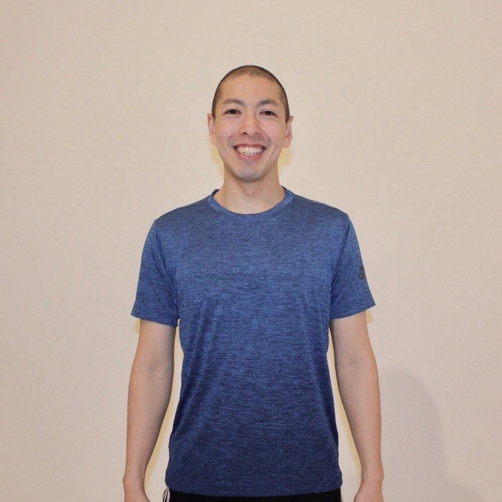 木俣 亮 - Kimata Ryo1990年生まれのふたご座筋膜リリースプラクティショナーボディワーカーストレッチトレーナー