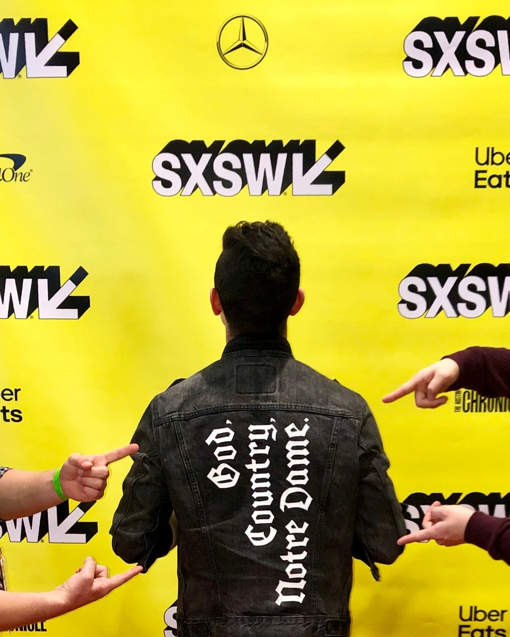 Resonado represented the University of Notre Dame at this student startup competition at SXSW in Austin, Texas.