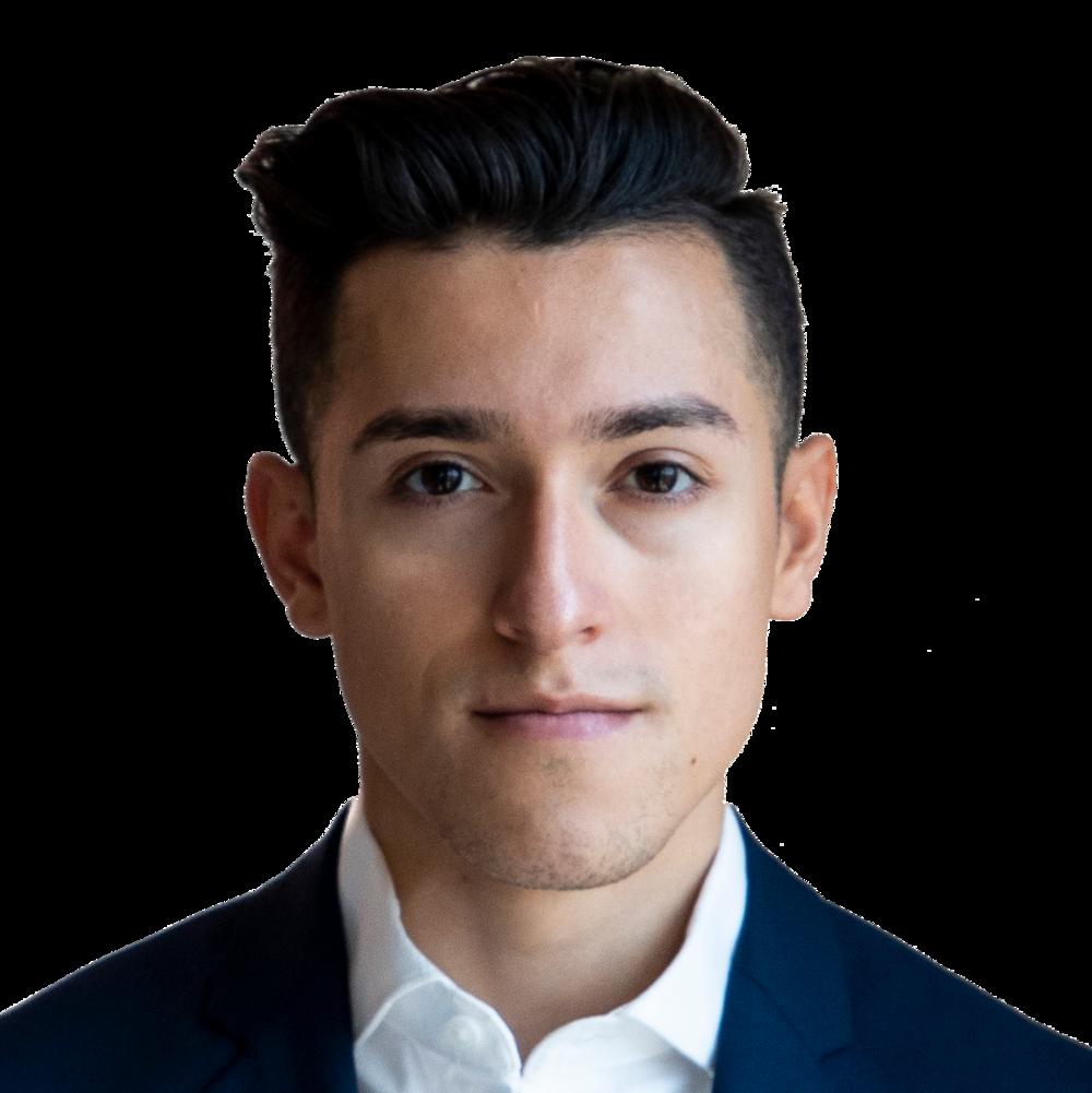 Erikc Perez-Perez   Co-Founder, CMO