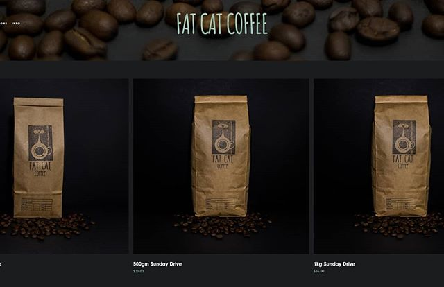 Our website is live! Go to fatcatcoffee.co.nz/shop to order your coffee. Get free shipping if you order before Tuesday midnight by using FREESHIPPING at checkout. #westcoastnz #coffeeroaster #nzcoffee #hokitika #local
