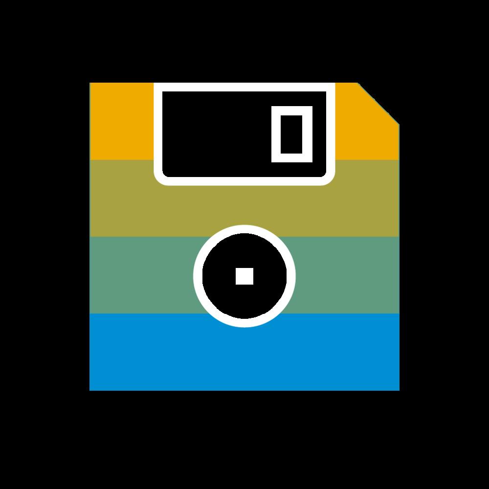 Floppy statt Cloud - In den frühen 90ern ist die Diskette noch lange das zentrale Trägermedium – auch für QuickXpense, der ersten Anwendung von Concur.