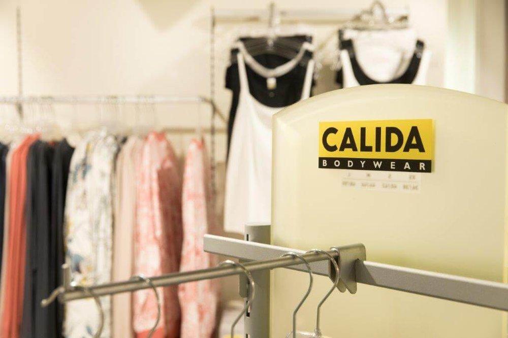 Calida - Damen & Herren Unterwäsche und Nachtwäsche in Spitzenqualität
