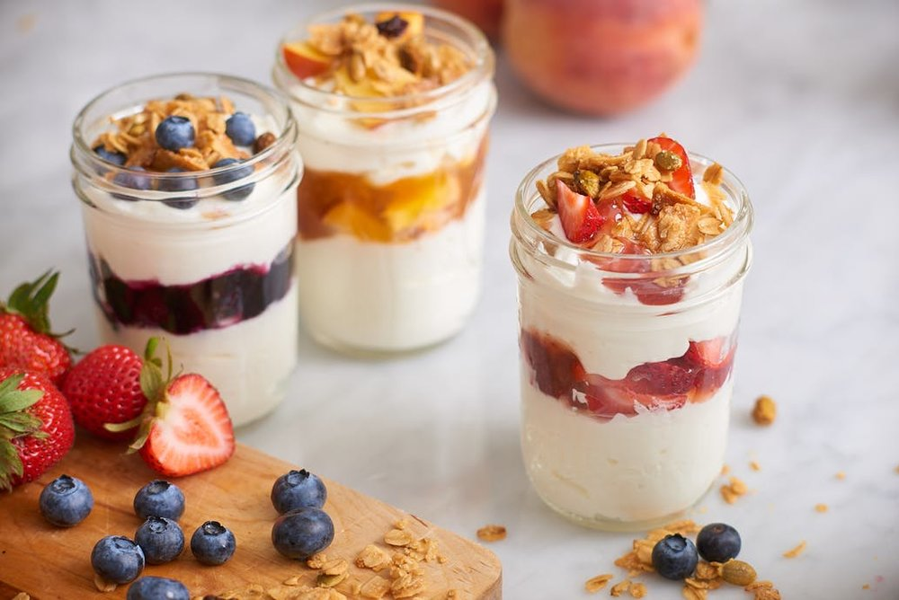 Breakfast Chia puding   Chia seeds are a wonderful alternative to oats! and they pack a punch on the nutritional standpoint too.