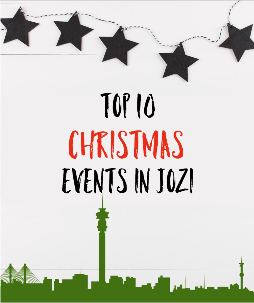 Christmas in Johannesburg