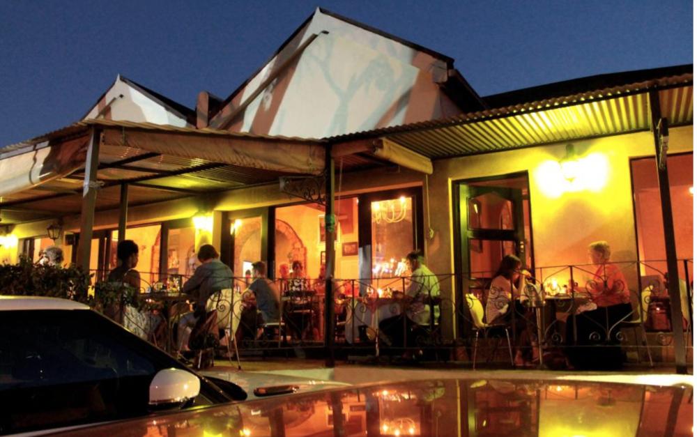 expat homes in Johannesburg